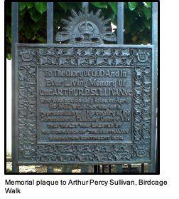 Sullivan memorial