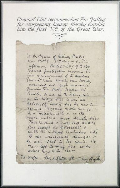 Godley citation