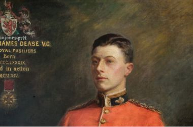 Maurice James Dease VC