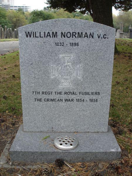 William_Norman_grave